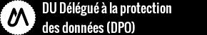 DU Délégué à la protection des données (DPO) Logo